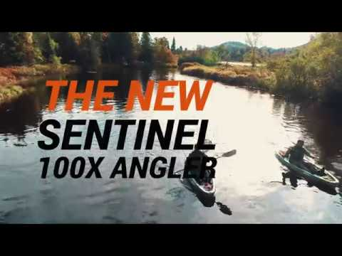 The 2019 Pelican Sentinel 100X Angler
