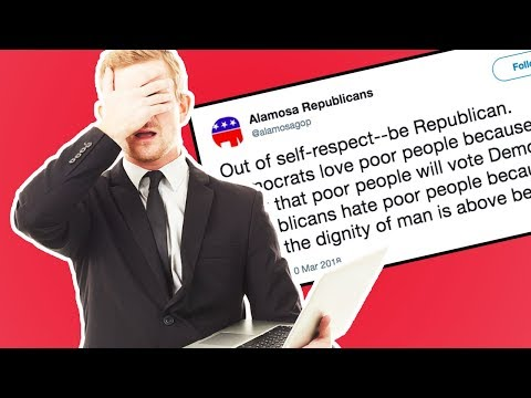 Republican Twitter Admits How They Really Feel
