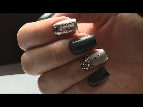Gioielli/Dry manicure/manicure Combinata/ manicure russa/ Swarovski/ unghie/ unghie metallizzate