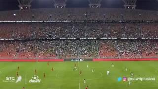 دوري بلس - ملخص مباراة الأهلي و القادسية في الجولة 5 من دوري جميل