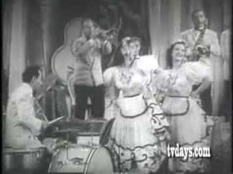 CHIQUITA BANANA SONG 1940s
