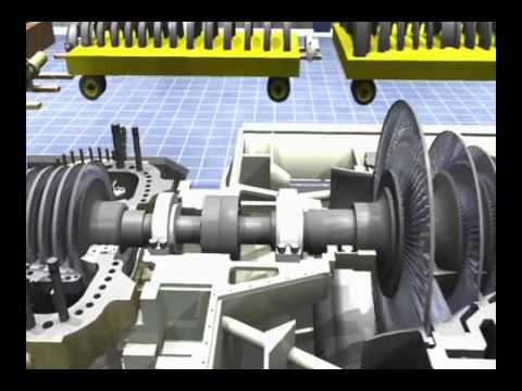 Xem video clip  đại tu tuabin khí chu trình hỗn hợp tại Nhà máy điện BOTPhú Mỹ 3   Bảo Dưỡng Cơ Khí