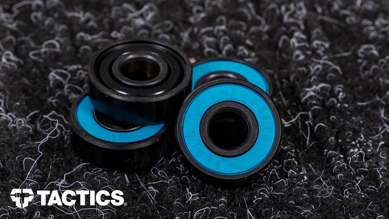 Choosing Skateboard Bearings | Tactics