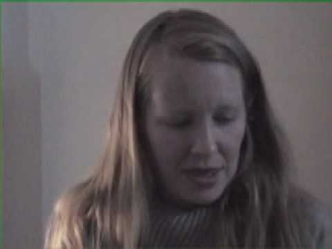 Samantha Hunt Live via Satellite from London!