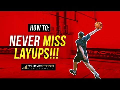 How to: NEVER MISS A LAYUP in ONLY 5 Minutes a Day!  Pro Basketball Scoring Drills