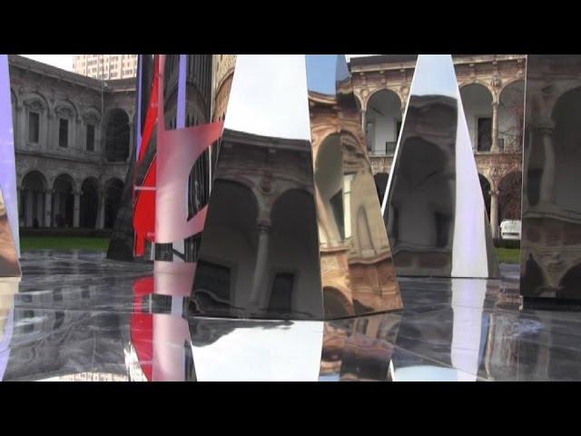 Statale Arte, secondo capitolo: l'Exoteric Gate di Nanda Vigo