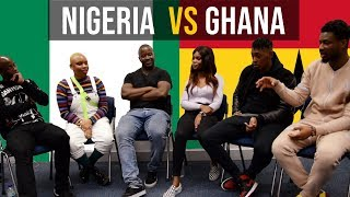 Ghana VS Nigeria TRIBALISM - Why Do Nigerians Hate Each Other S3 Ep6 Pt1