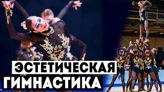ЧТО ТАКОЕ ЭСТЕТИЧЕСКАЯ ГИМНАСТИКА? | Что лучше художественная или эстетическая гимнастика?