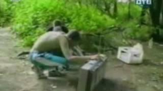 Саранская ОПГ - Пацаны отдыхают.(Отрывок из фильма о Саранской ОПГ. Фотографии наколок на сайте http://www.nakolochka.in/, 2009-05-24T12:14:46.000Z)