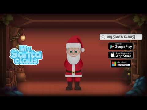 Benim Noel Baba Google Playde Uygulamalar