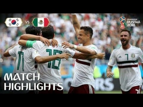 South Korea Vs Mexico 1-2 All Goals & Highlights Rusumen Goles - FIFA World Cup 23/06/2018,South Korea Vs Mexico 1-2 All Goals & Highlights Rusumen Goles - FIFA World Cup 23/06/2018 download