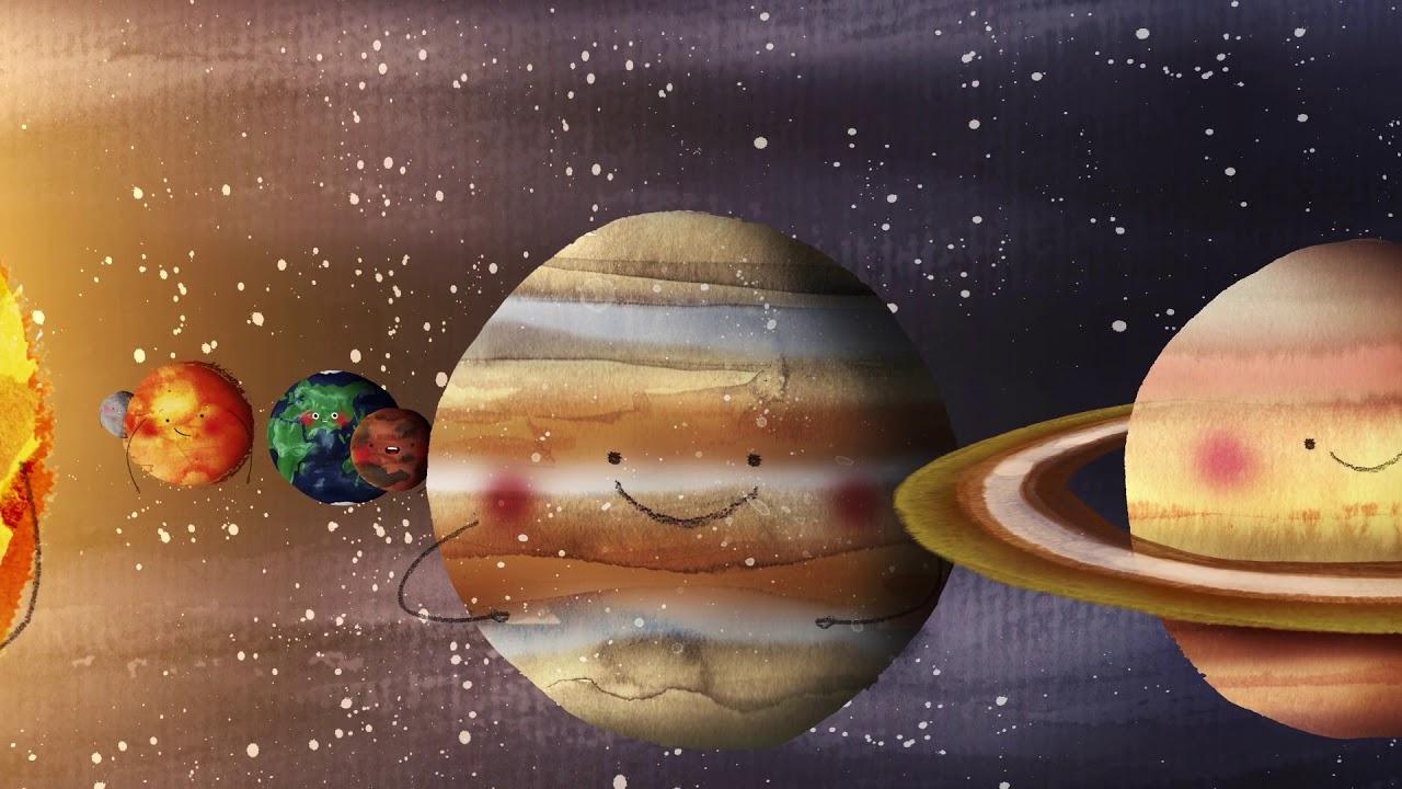 Solar System Song - Planet Custard Songs for Children ...