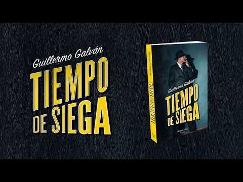 """booktrailer-""""tiempo-de-siega""""---guillermo-galván"""