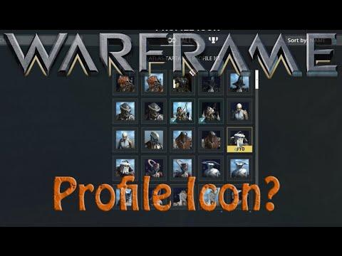Warframe - Profile Icon (I Feel Stupid)