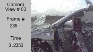 Crash Test 2008 - 20** Toyota Camry Solara Coupe (Side Impact) NHTSA