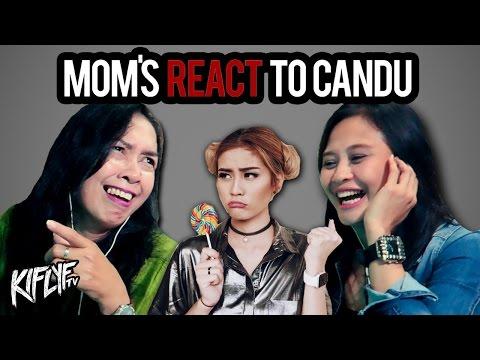 AWKARIN - CANDU | OUR MOM'S REACTION