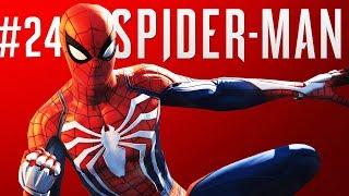 Zagrajmy w Spider-Man 2018 PL #24 - PÓŁFINAŁOWA WALKA - PS4 PRO