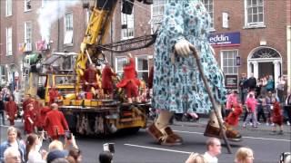 Granny Giant Limerick Sept 2014