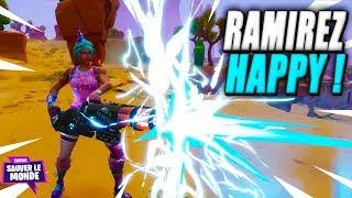 Ramirez Birthday with Commando Cheat! Fortnite Saving the World