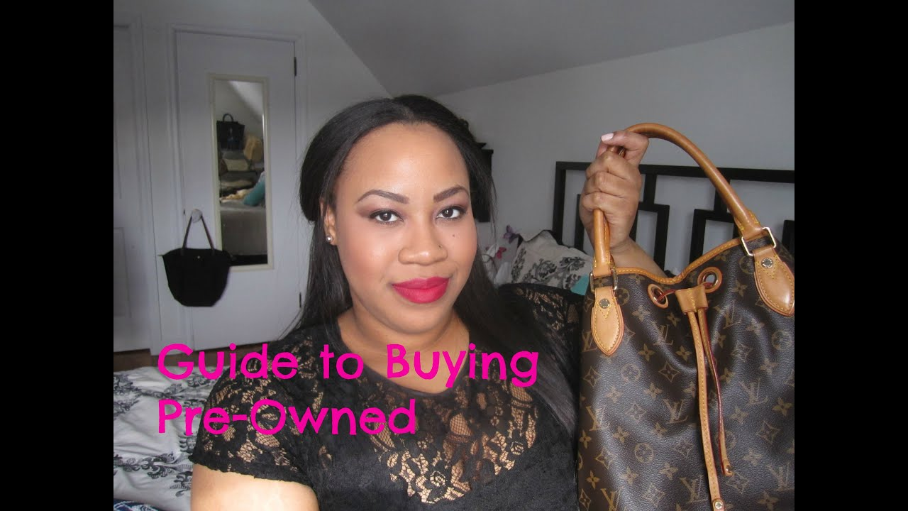 Guide To Ing Pre Owned Designer Handbags Online Tips Tricks You