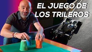 Mercedes y el juego de los trileros - El Garaje de Lobato