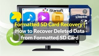 Formatted SD Card Recovery | How to Recover Deleted Data from Formatted SD Card