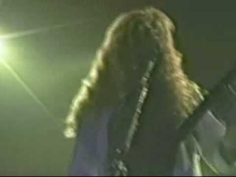 Megadeth Hook In Mouth