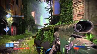 The Stillpiercer is Amazing! Hunter Exclusive Sniper Rifle