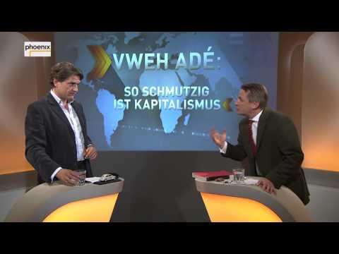 """Augstein und Blome vom 25.09.2015:  """"VWEH ADÉ: SO SCHMUTZIG IST KAPITALISMUS"""""""