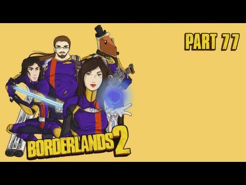 Let's Co-Op Borderlands 2 (blind) - Part 77: Vault Hunter Karaoke