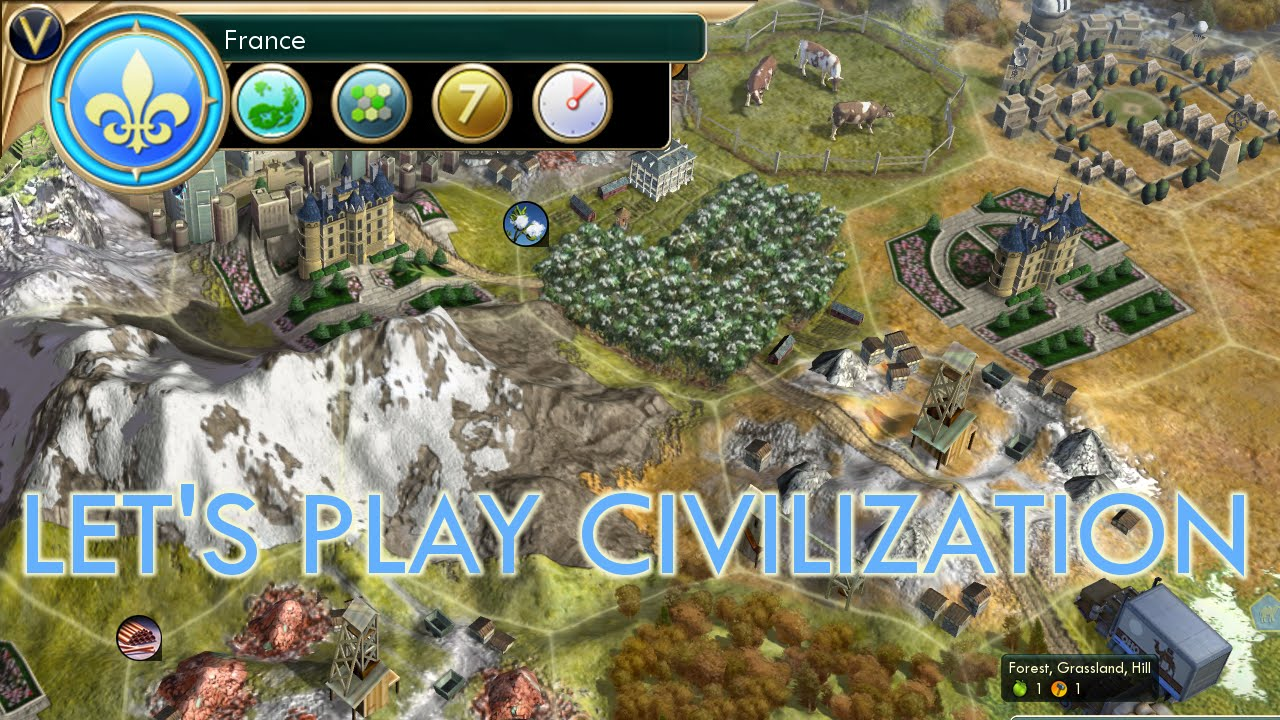 how to play civ 5