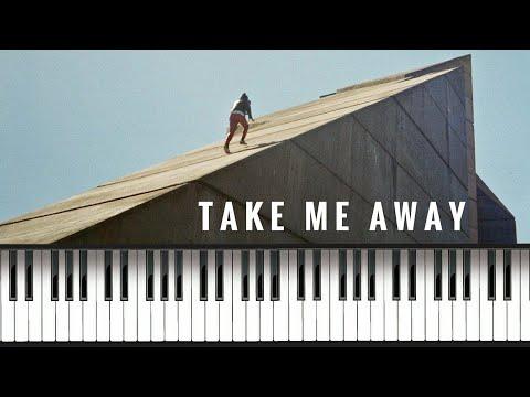 Daniel Caesar - Take Me Away (feat. Syd) [#reggiewatkins piano cover]
