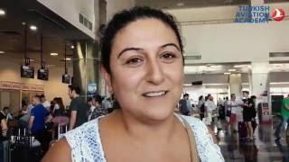 Uçuş Korkusunu Yenme Programı/Kayseri Havalimanı
