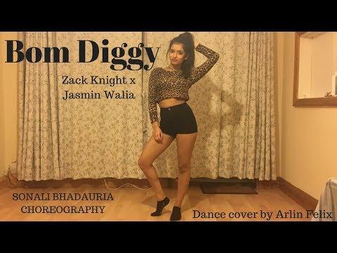 Arlin Felix   Bom Diggy   Zack Knight x Jasmin Walia   Sonali Bhadauria Choreography