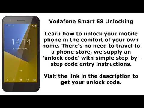 Vodafone Smart E8 Reviews, Specs & Price Compare