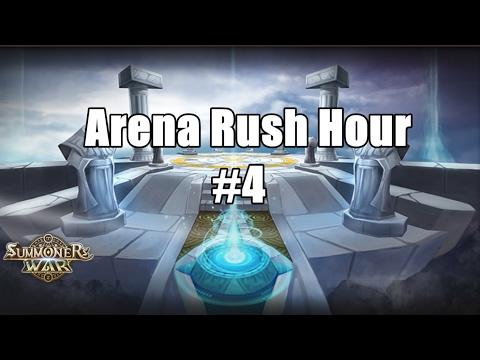 Arena Rush Hour #4 : Nouvelle stratégie