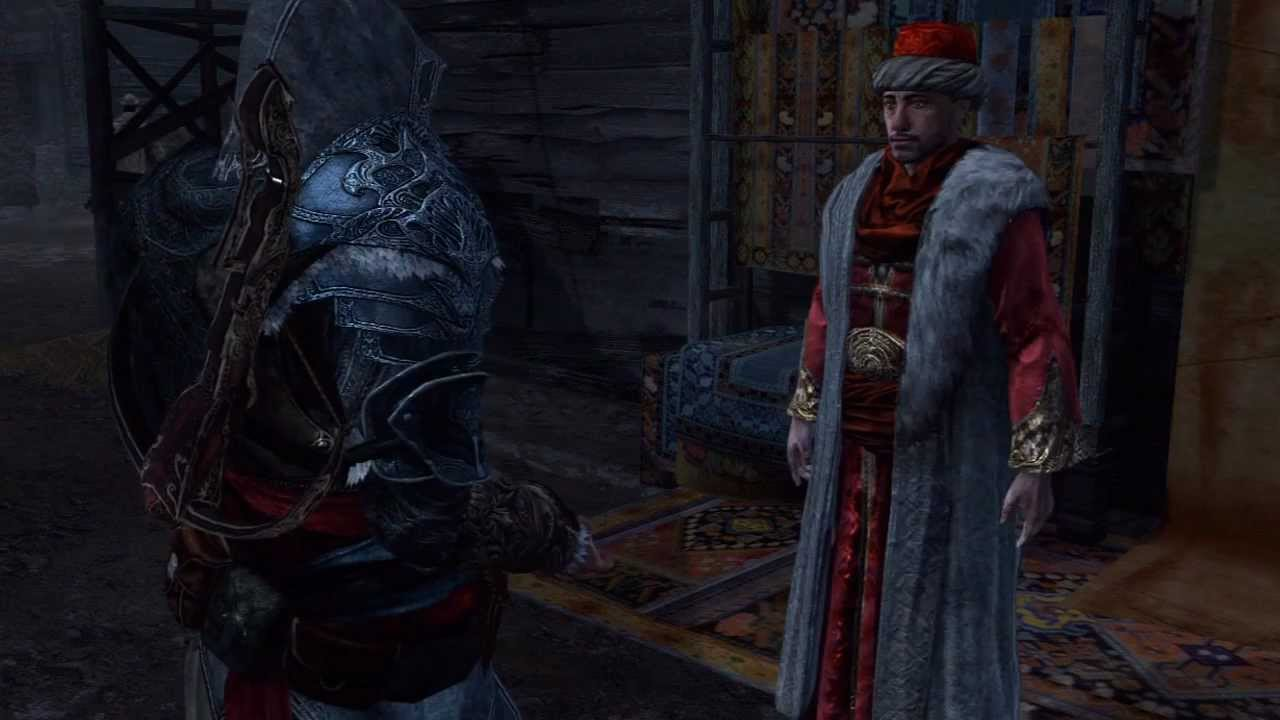 Assassins Creed Revelations Side Mission The Guardian Part 1