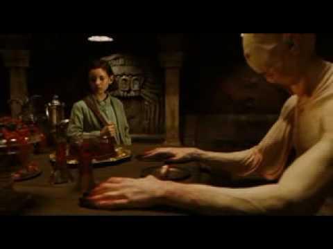 Trailer do filme O Labirinto do Fauno