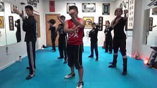 Dragon Form - Freddie's Modern Kung Fu