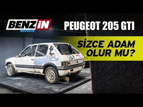Yeni Araba Aldık, Sizce Toplanır Mı? | Peugeot 205 GTI | VLOG
