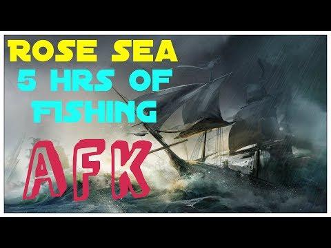 Black Desert Online - Ross Sea AFK Fishing