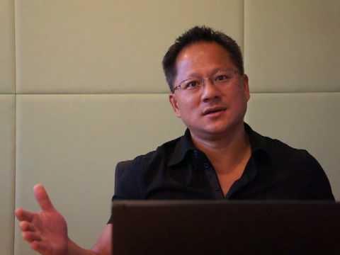 엔비디아 젠슨 황 CEO 인터뷰, NVIDIA Jen-Hsun Huang Interview 6