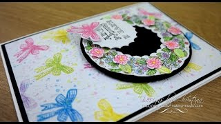 Papercraft Essentials 146 (PE146) - Floral Wishes