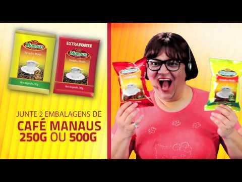 Café Manaus - Promoção Família Premiada - Segundo Filme