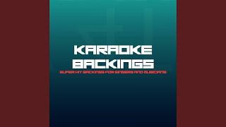 Til the Last Shot's Fired (Karaoke Version) (Originally Performed by Trace Adkins)