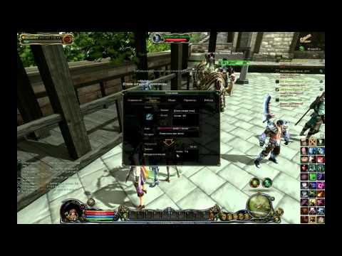 Седьмой Элемент: обзор бесплатной MMORPG