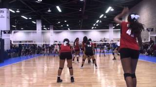 North Shore Volleyball Club v.s. West Nike Elite SCVA Summer Soiree Championship Match