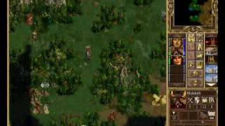 WALKTHROUGH Heroes of Might and Magic III: Restoration of Erathia Mission #6: Steadwick Fall