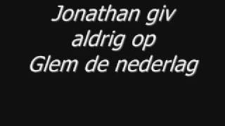 Dansk top / Jonathan - Back to back (lyric)