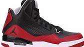 23f69f91074 MOVESHOP JORDAN FLIGHT 654262 001 BLACK GYM RED - YouTube
